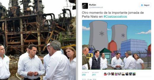 Los memes de Peña Nieto por la sospecha de Photoshop en sus fotos