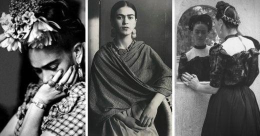 Fotografías ineditas de Frida Kahlo