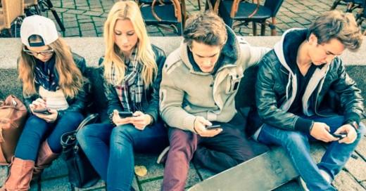Experimento que muestra la reaccion de los adolescentes cuando no tienen acceso a Internet