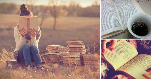 Cosas que solo los amantes de los libros entenderán