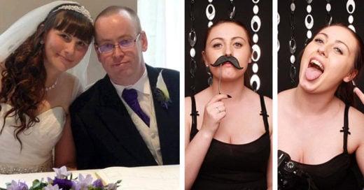 Contratan fotógrafa para su boda y se la pasa tomándose selfies