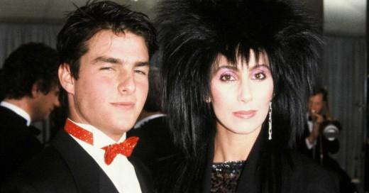 Famosos que fueron pareja en los 80's