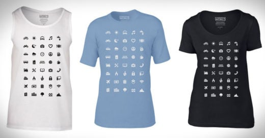 Playera IconSpeak