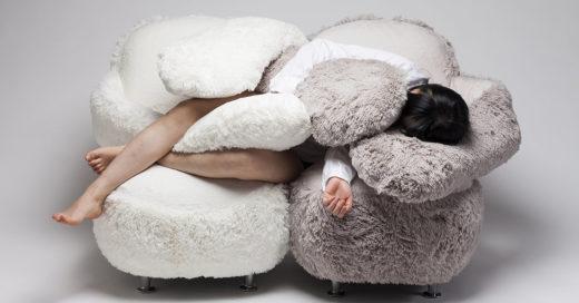 Free Hug sillón que abraza