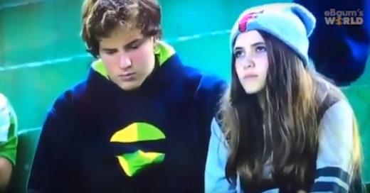 novia termina con su novio en programa de television en vivo