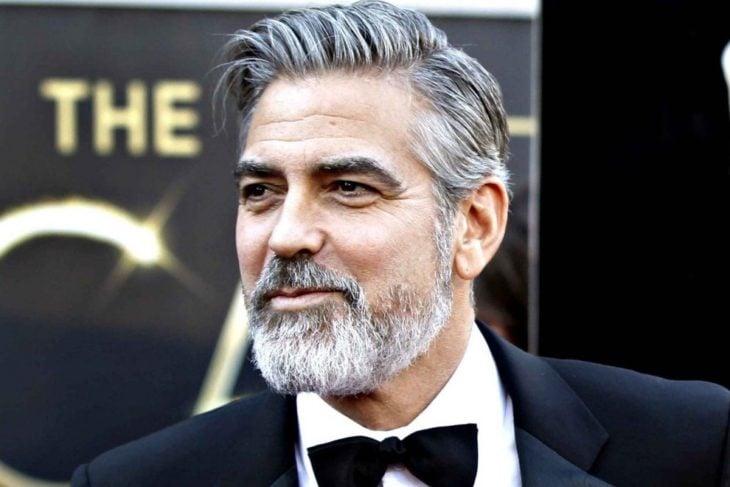george clooney hombre sexy de más de 40 años