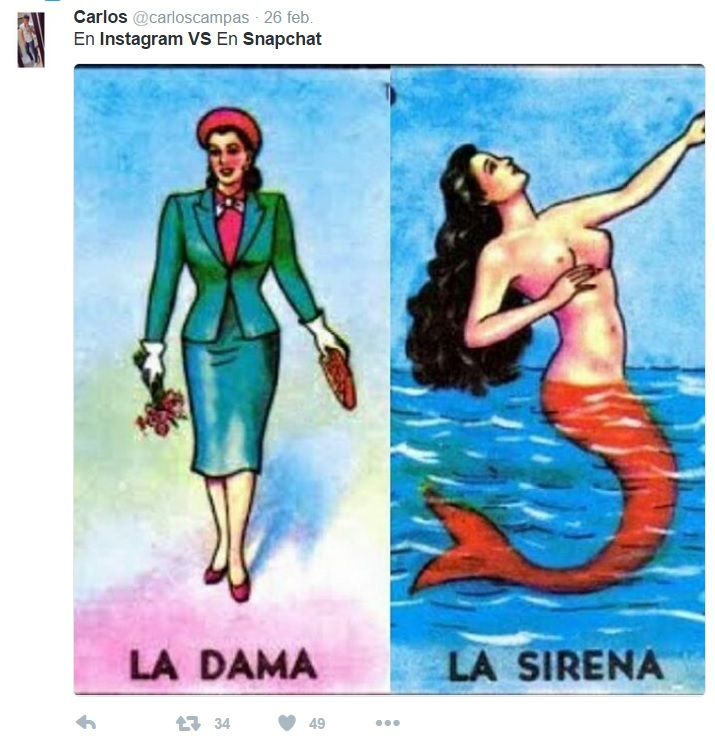 la dama y la sirena