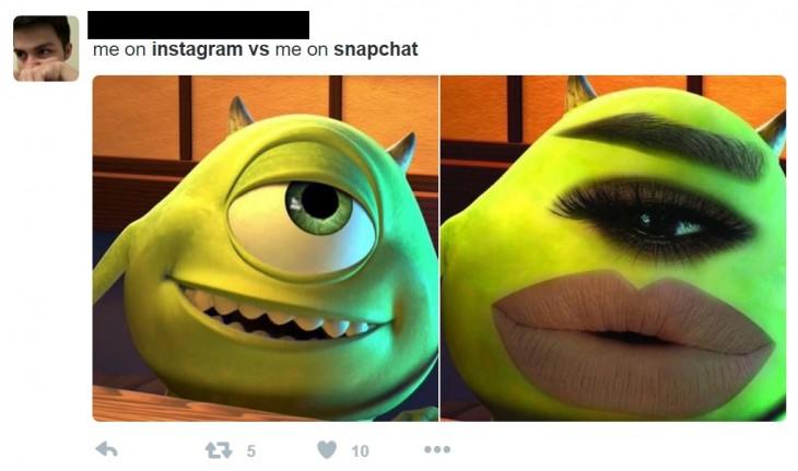 mike wasawski instagram y snapchat