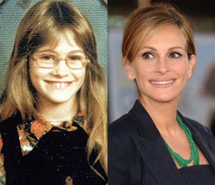 julia roberts antes y ahora