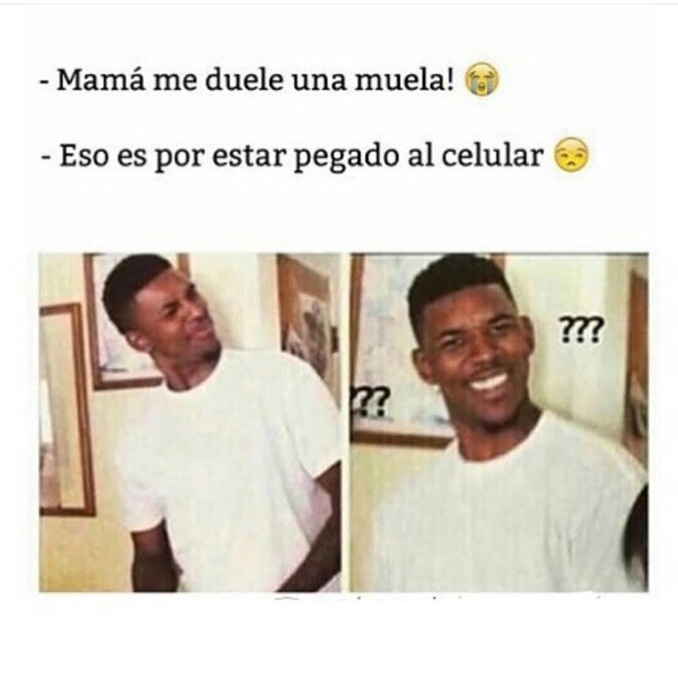 memes sobre mamá