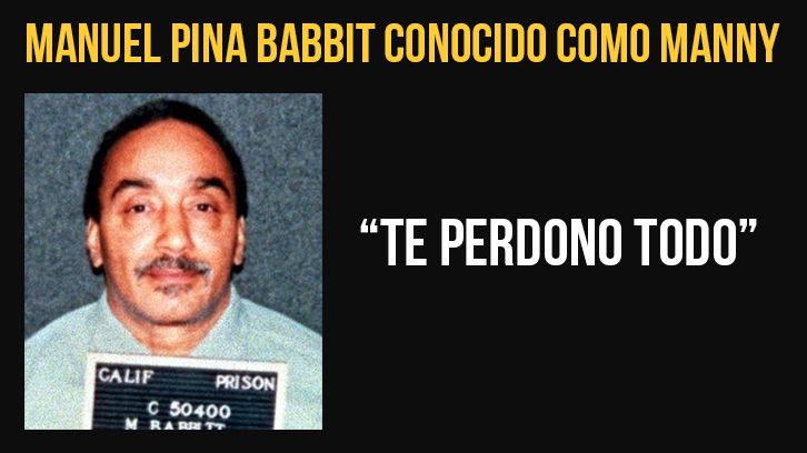 Manuel Pina Babbit también era un veterano de la guerra de Vietnam