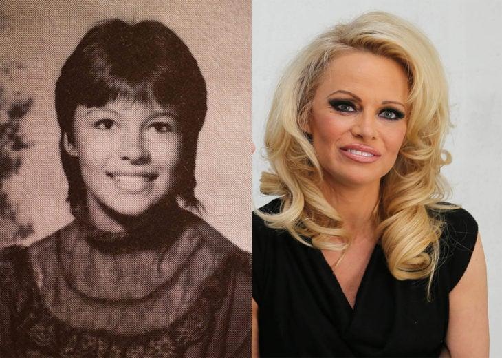 pamela-anderson antes y ahora