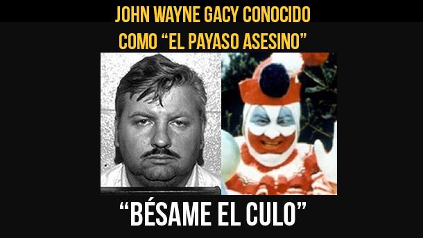 John Wayne fue ejecutado por inyección letal en Chicago el 10 de mayo de 1994