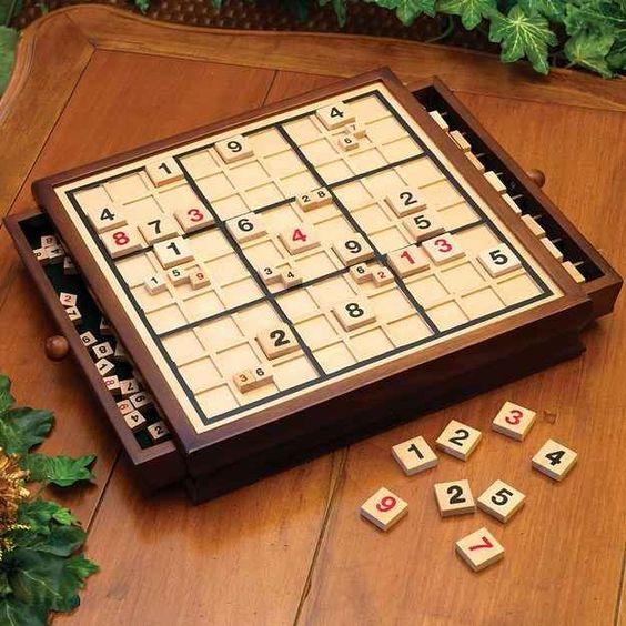 tablero para jugar sudoku