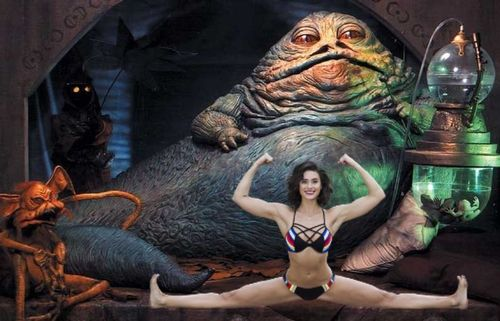 bianca bree y java de star wars