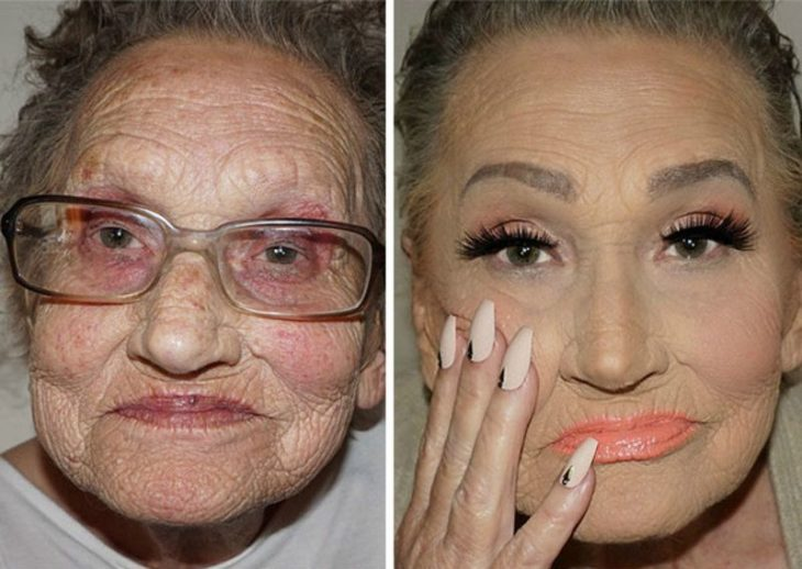abuelita de instagram