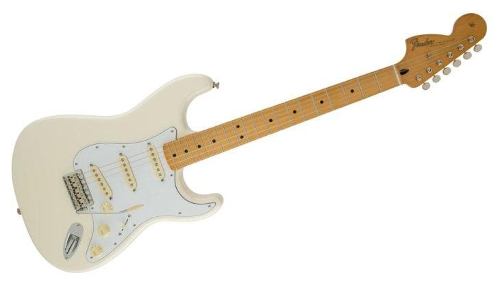 guitarra eléctrica Fender Stratocaster de Jimi Hendrix 1963