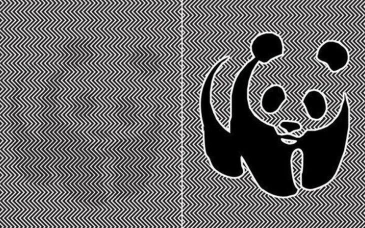 """Ilusión óptica """"Ellos pueden desaparecer"""" a cargo del artista Ilja Klemencov"""
