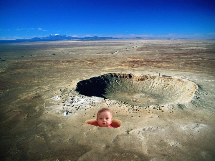 niño crater
