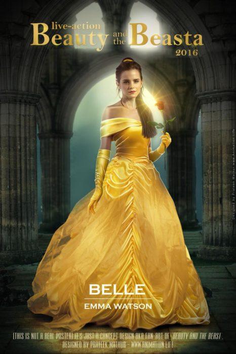 EMMA WATSON LA BELLA