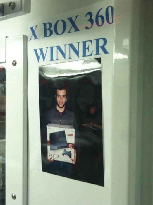 trolean a ganador de 360