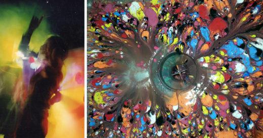 Fotos que comprueban que las obras de arte surgen de errores