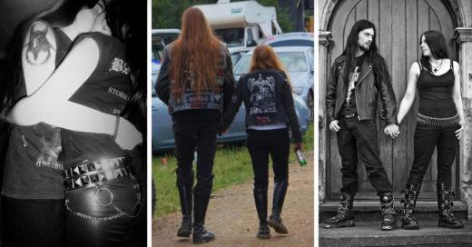 Estudio demuestra que los que escuchan heavy metal son personas mas fieles