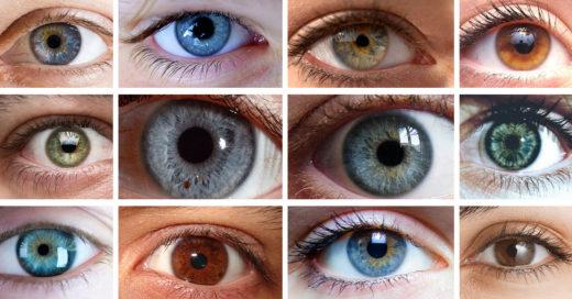 Tu personalidad según el color de tus ojos