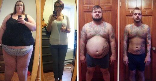 Historias de como personas lograron bajar peso