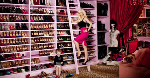 closets de famosas