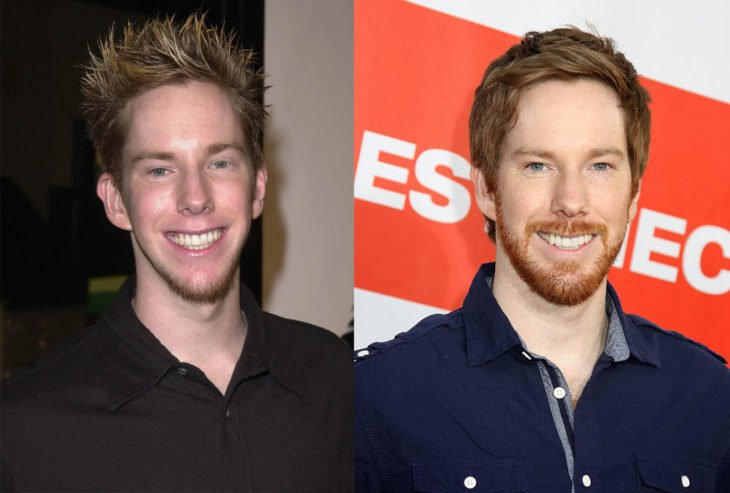 Chris-Owen, interpretó a Chuck Sherman