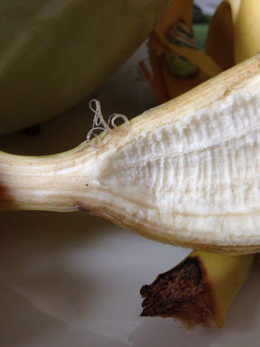 plátano con arte accidental