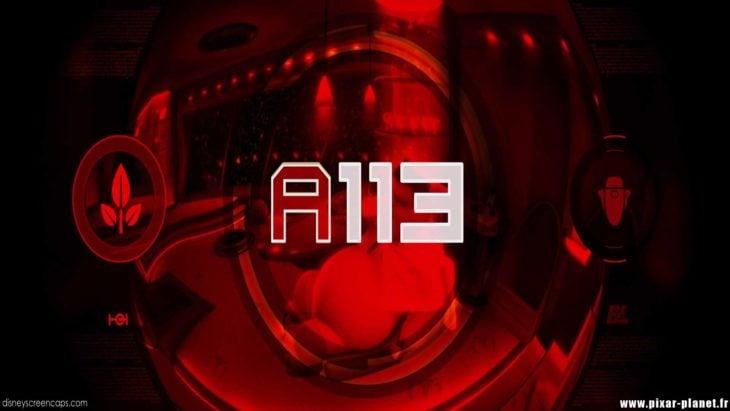 Disney, en la película Wall-E aparece el código A113