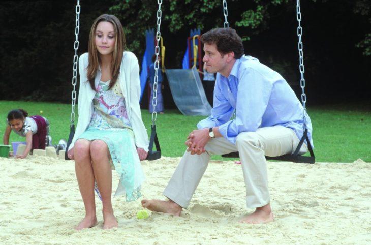escena de la película Lo que una chica quiere
