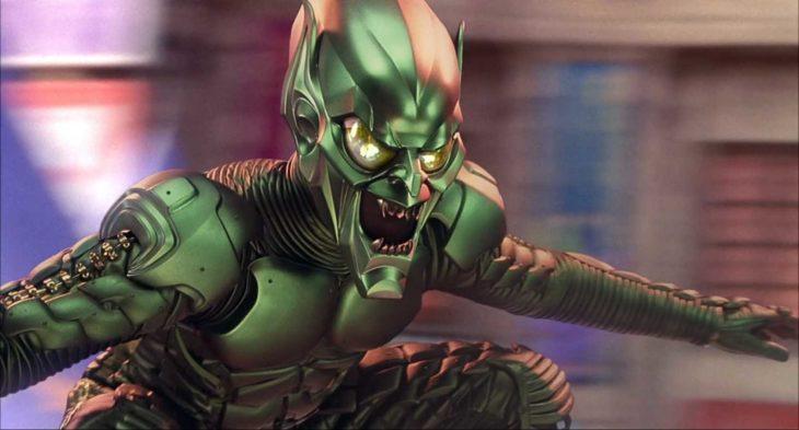 Duende verde en Spider Man