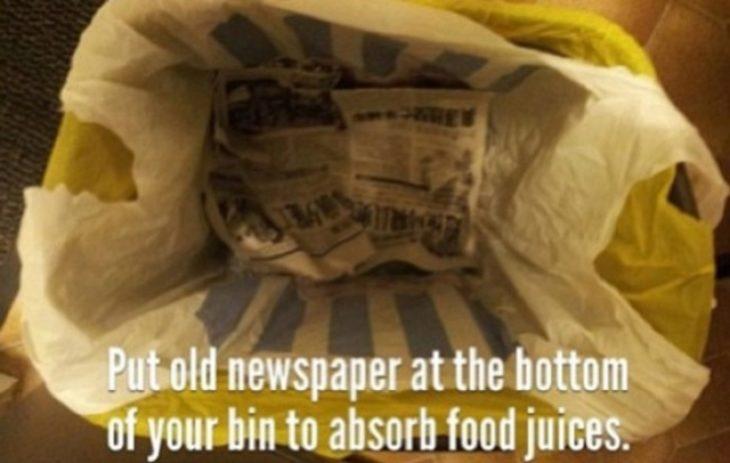 note de la basura