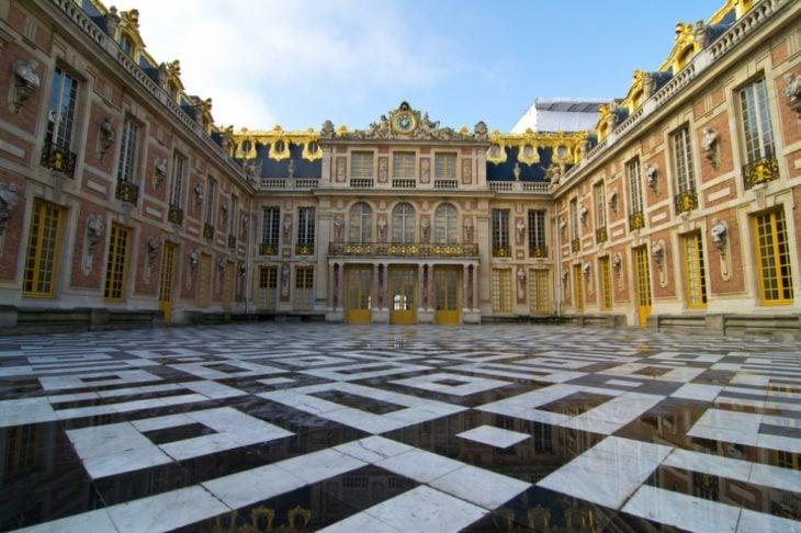 Palacio de Versalles en Francia