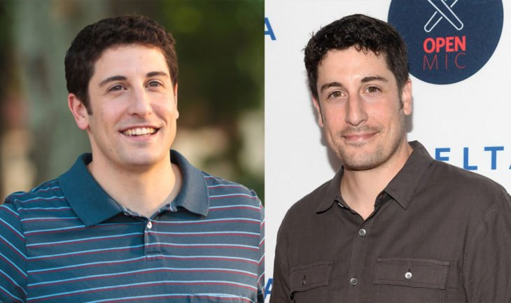 Jason-Biggs, interpretó a Jim Levenstein