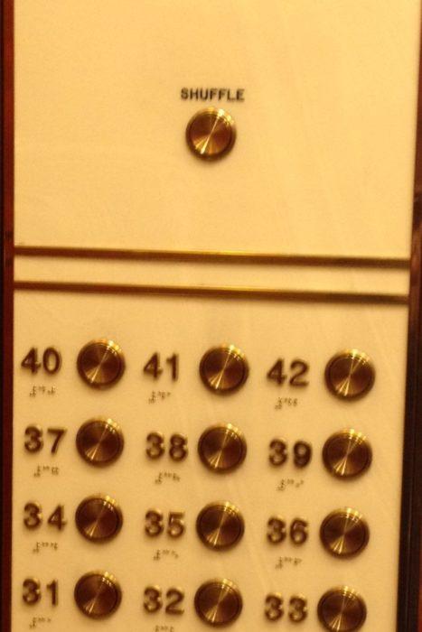 boton de elevador