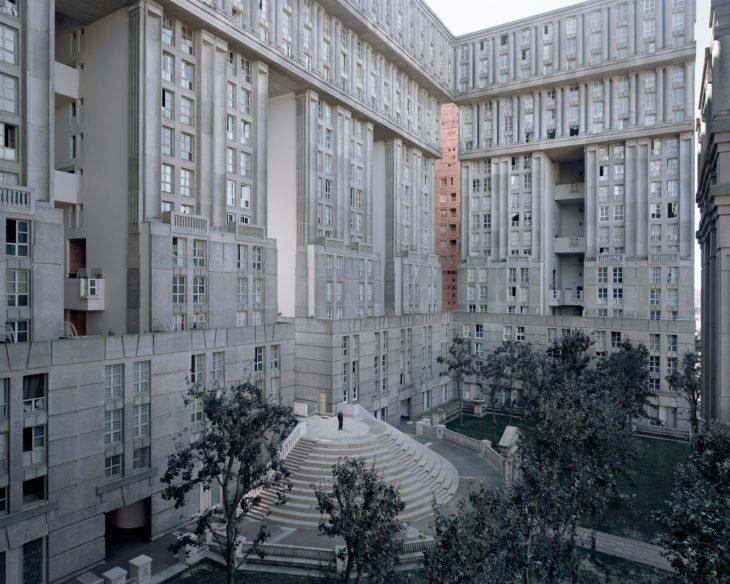 PLAZA CENTRAL DE LA CIUDAD