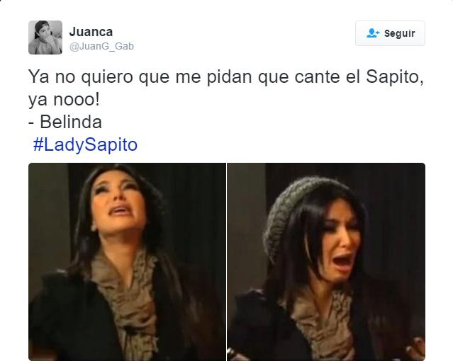 meme a Lady Sapito con la foto de Kim Kardashian