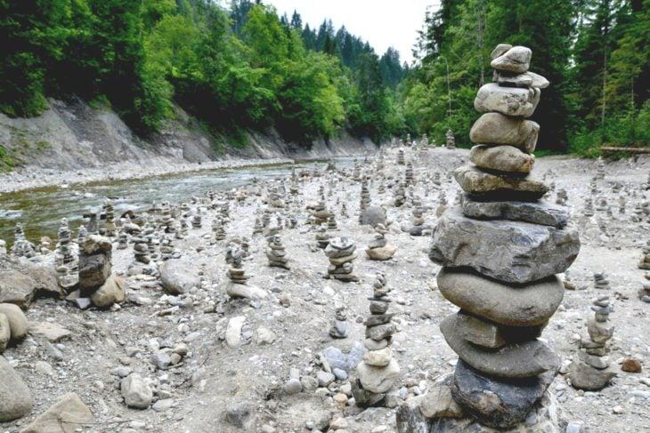 Roca sobre roca