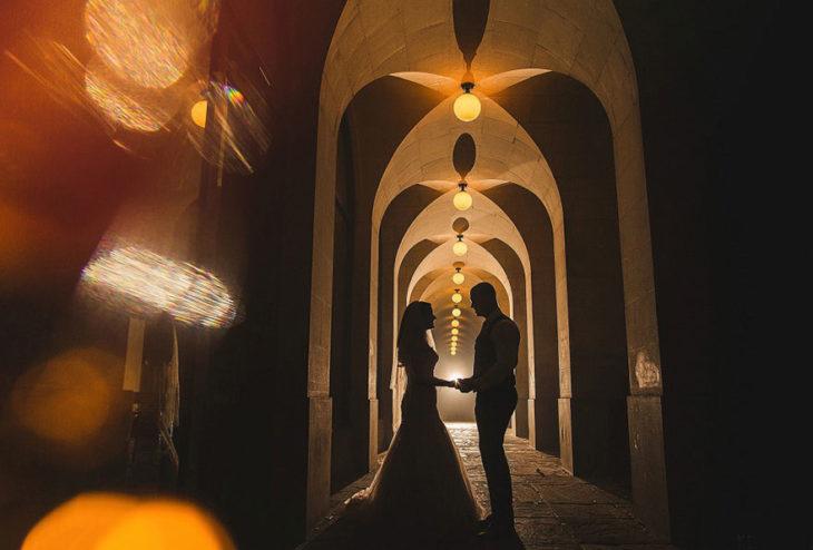 Pareja celebró su boda al estilo Harry Potter en Manchester, inglaterra