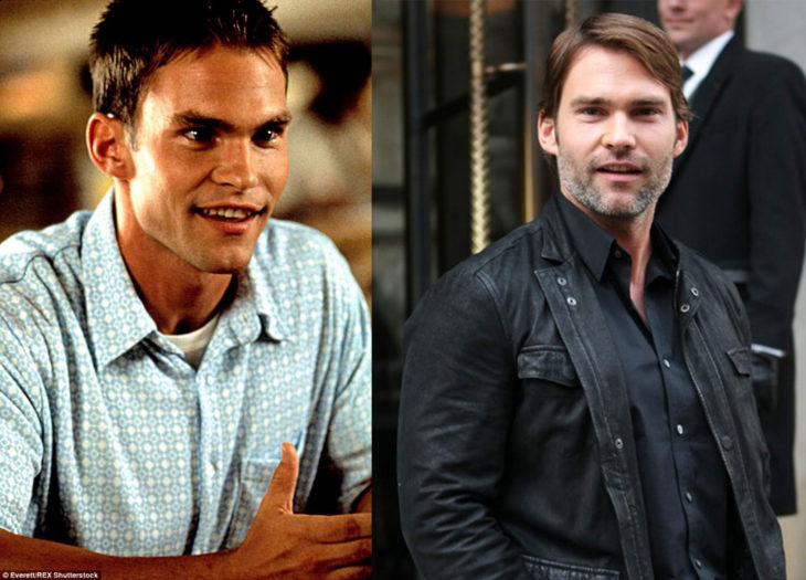 Sean-William-Scott, hizo el papel de Steve Stifler