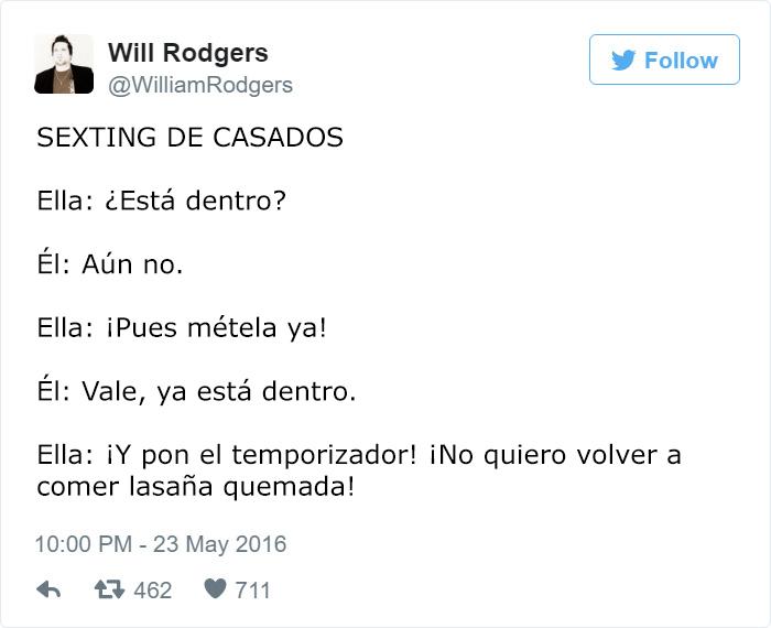 SEXTING DE CASADOS