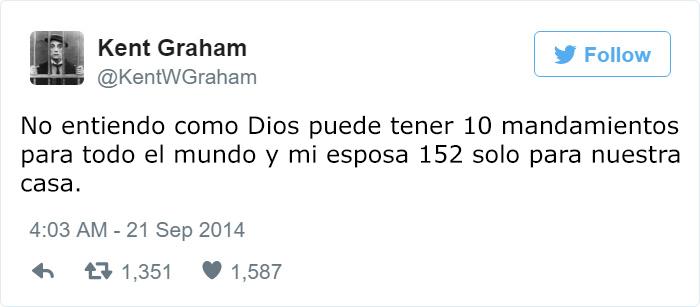 NO ENTIENDO PORQUE ELLAS MANDAN TANTO