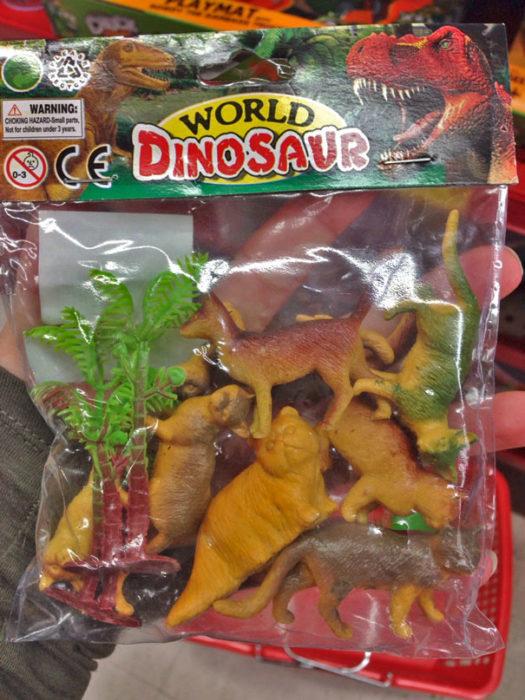 juguetes mal etiquetados