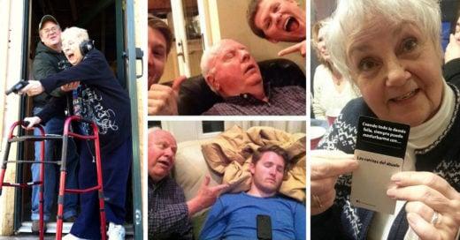geniales ocurrencias de los abuelos