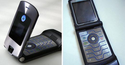 Motorola RAZR vuelve