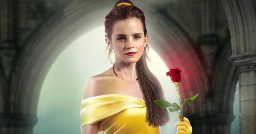 Traiiler de la bella y la bestia protagonisada por Emma Watson